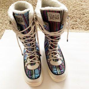 NEW COACH | Winter Rain Snow Boots 8